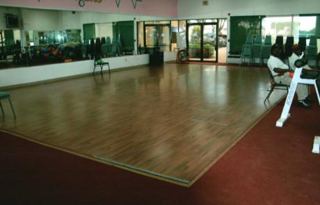 floorinf for dance room 4