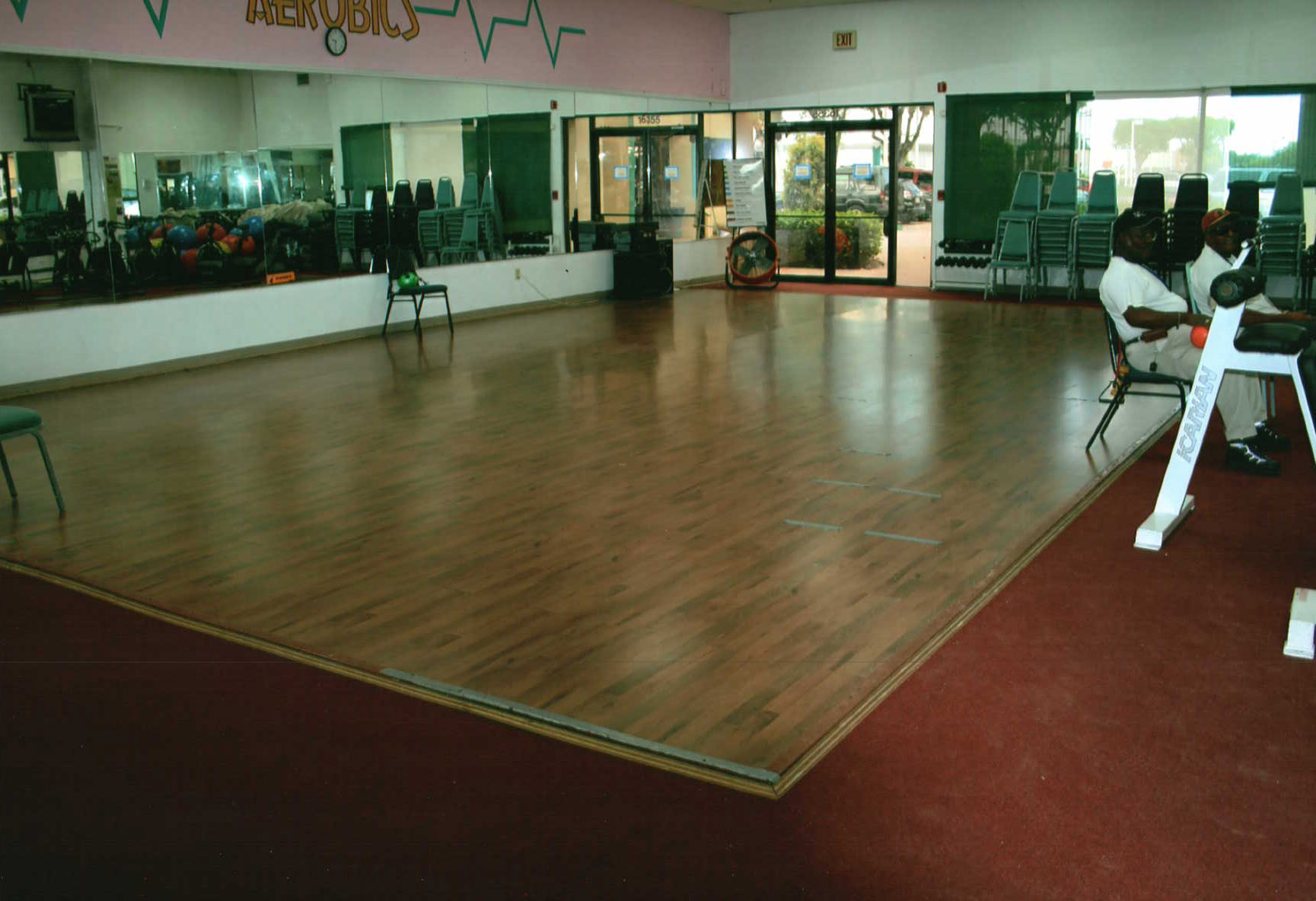 floorinf for dance room 4