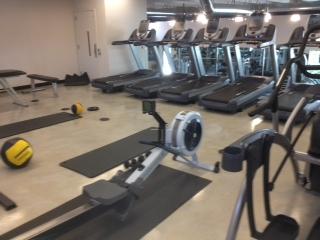 fitness center rubber flooring 3