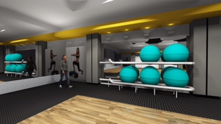 Best Flooring For Gym 2