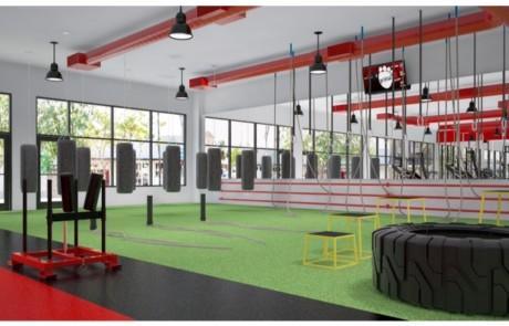 Fitness Room Flooring