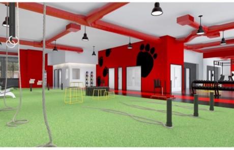 Fitness Room Flooring 2
