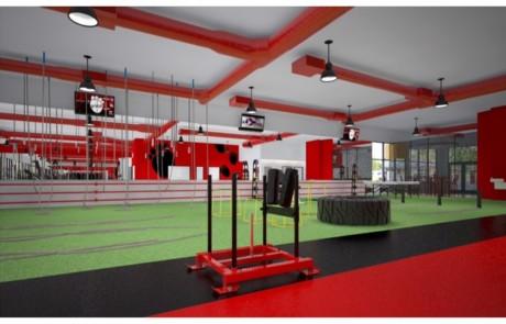 Fitness Room Flooring 4