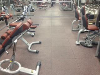 Flooring For Rehab Centre