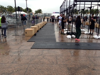 Flooring for wodapalooza 3