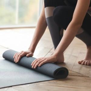 fitness rubber flooring